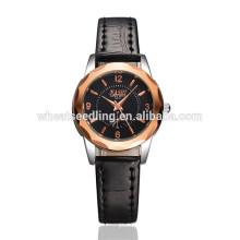 Alibaba taobao relojes de oro rosa retro última mano reloj para niña