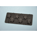 Forma silikonowa Star Chocolate Lollipop Tray