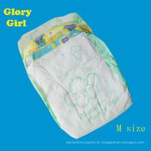 Dia super macio respirável usar fralda do bebê sonolento fabricantes a partir de china