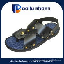 Homens Luz Flip Flop Thongs Sandálias Praia Sapatos