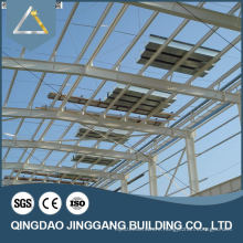 Galvanized Prefab Industrial Metal Structure Shed