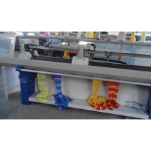 Knitting Machine with 2 Heads and 4 Knitting System