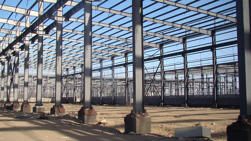 Warehouse Prefabricated Structure