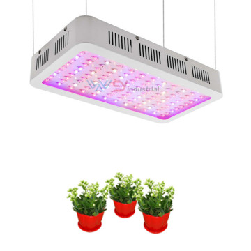 1200W horticultura led luces de cultivo luz led