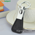 Leather Strap Keychain Dengan Customized