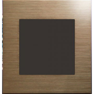 Intelligentes Metall-Touchpanel