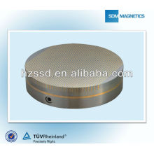 Round Permanent Magnetic Chuck Magnet