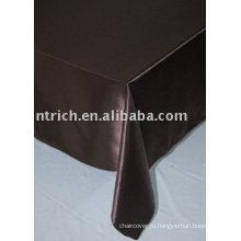 Атласные скатерти, банкет/свадьба крышка стола, столовое белье