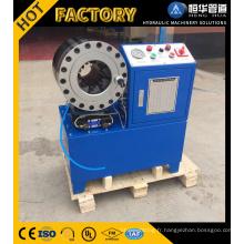 3 ans de garantie, ce certifié, machine de rabattement de tuyau d'OIN 9001