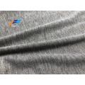 Tissu Lycra brillant Spandex Polyester tricoté en nylon lurex