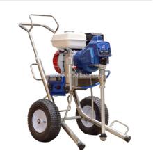 Machine puissante de peinture de pulvérisateur sans air de puissance de moteur à essence