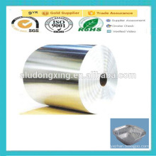 8011 papel de aluminio para embalaje de alimentos
