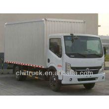 Горячая продажа 18000 литров dongfeng 4x2 грузовой фургон