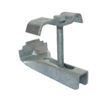 Silver Stainless Grating Clips, USD for Installation and Connect steel Grating