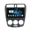 Klyde Android Autoradio pour CITY 2006-2013