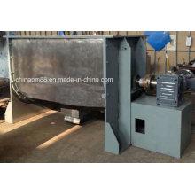 Pó de alta eficiência e misturador líquido / misturador de fita espiral (modelo WLDH)