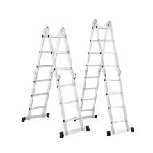2019 hot sale 470 mm multi purpose aluminium folding step ladder