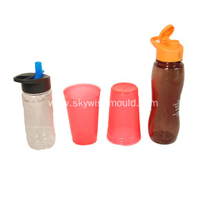 Plastic Injection Mold for Water Cups