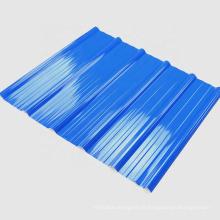 Tuiles en plastique anti-corrosives de toiture de PVC ASA pour la villa