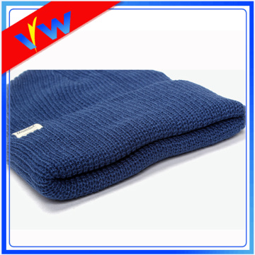 Promotional Custom 100% Acrylic Beanie Hats