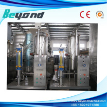 Komplette automatische Kohlensäure-Mischmaschine