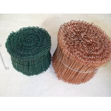 Double Loop Galvanized Copper Tie Wire