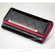 Hot Sale Latest Korean Simple Long Customized Wallet/Purse (ZX10141)