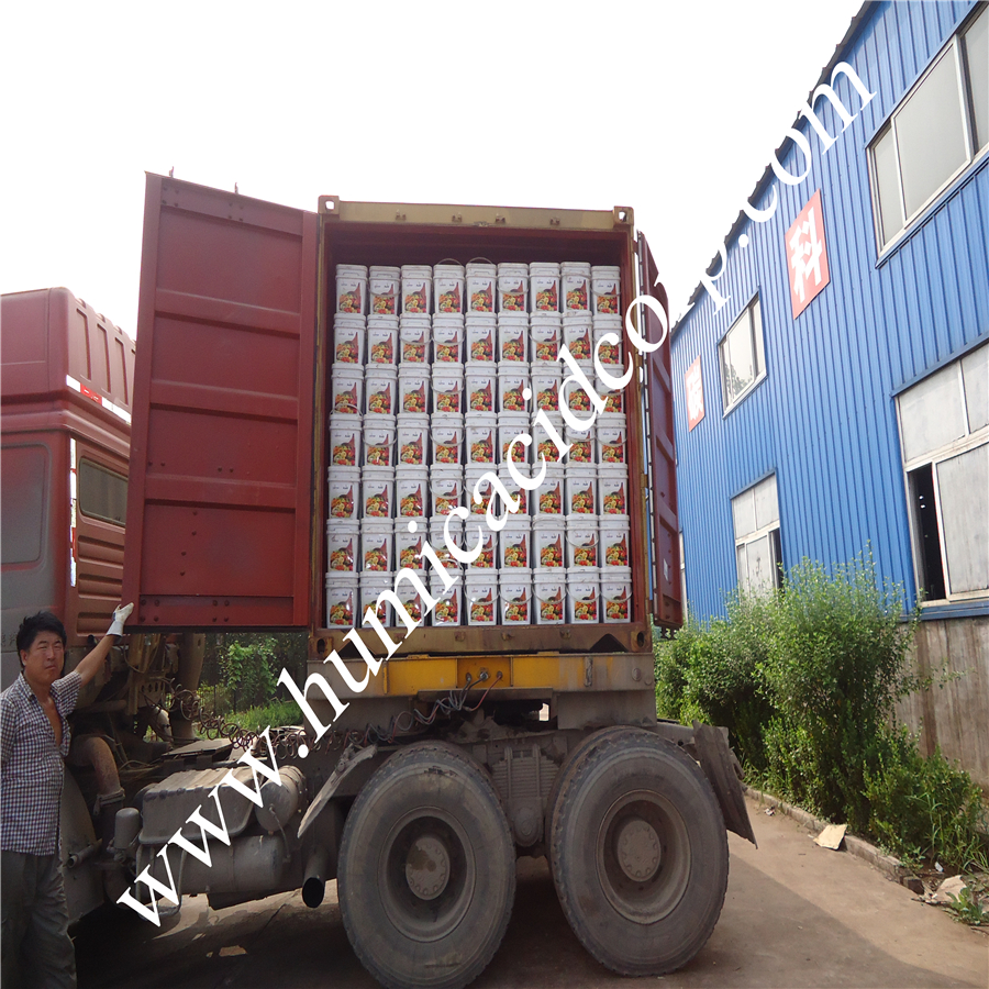 Potassium humate in 1kg packing
