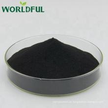 Pó de Fulvate do potássio da solubilidade de água de 100%, fertilizante orgânico Pó de Fulvate do potássio, adubo Eco-amigável do ácido de Fulvic