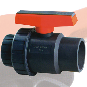 صمام الاختيار ASTM UPVC Single Spring Spring Valve