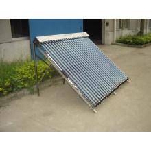 Collecteur solaire Heatpipe en acier inoxydable