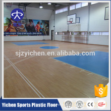 Maple design indoor basketball court sport flooring