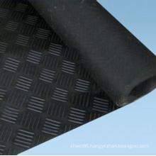 Different Color Anti-Slip Five Checker Rubber Sheet
