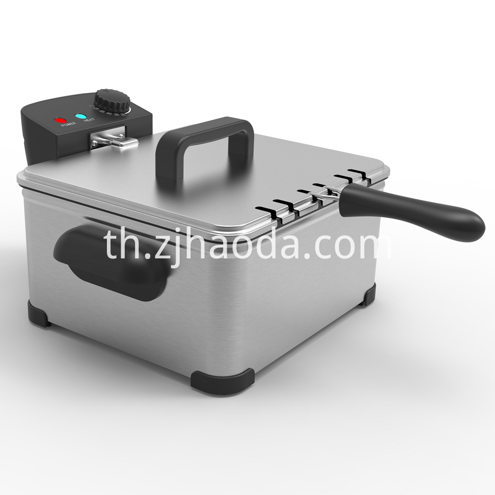 Professional Grade Deep Fryer