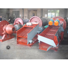 High Capacity Double Layer Vibrating/Rotary Screen for Coal/Mineral/Ore