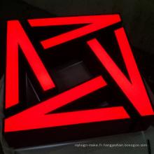 Voyant de module de LED Voyant de panneau de signalisation d'affichage à LED de couleur