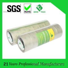 OPP-Verpackungsband / klebendes superklares Klebeband / transparentes Karton-Dichtband