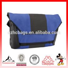 Design especial saco do mensageiro laptop se encaixa até 17 polegadas (es-z297)