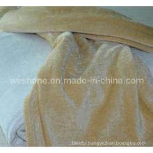 Chenille Throw, Chenille Blanket, Throw Rt-0907
