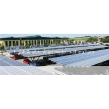 Car Port Photovoltaic Mounting Bracket Roll Forming Machine