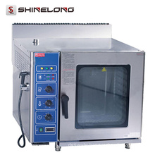 Restaurant Professional Gas/Electric K025 Commercial High Quality Gas Combi Oven