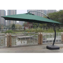 European Style Columbus Big Aluminum Patio Umbrella