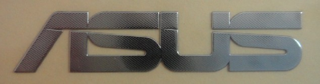 Well-made Twill Nickel Nameplate