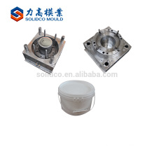 Directly Manufacture Best Quality Water/Oil/Paint Bucket Mould Supplier Custom Plastic Bucket Mould
