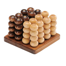 Wooden Game of Chess Board (CB1018)