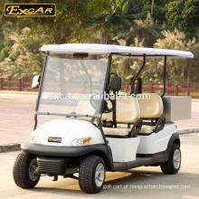 O CE aprovou o veículo de serviço público dos carrinhos do carro 4 da utilidade para a venda