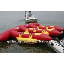 fly fish inflatable boat with pvc