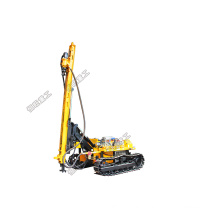 Dth Drilling Rig With Air Compressor