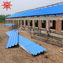 Long Span Anti-Corrosion Fireproof MgO Roofing Sheets
