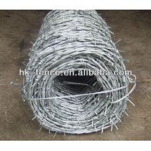 barbed wire brackets/barbed wire specification